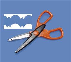 Узорные ножницы (в ассортименте)