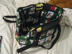 сумка переноска для мелкой собачки