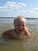 Солнце, воздух и вода - это Вовкины друзья!