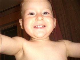 я всегда улыбаюсь)))