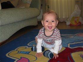 Мой любимый улыбашка!!!