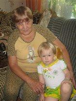 Любимая прабабушка