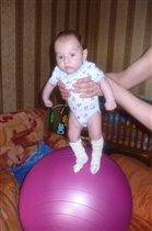 Спортивная ходьба на шаре