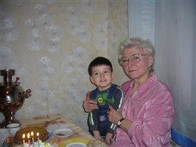 'В ответственный момент поможет бабушка'