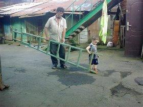 Кто же поможет дедуле, если не я?!