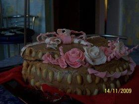 Мой именниный торт
