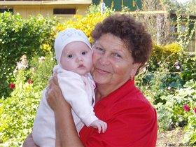 Бабуля и Я!!!!!