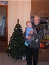 Мой прадед-дед мороз!