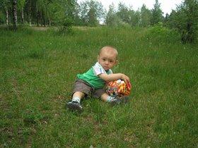я будущий футболист
