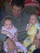 наш любимый дедушка
