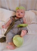 Малыш из капусты