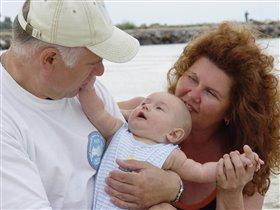 Деда, ну и нос у тебя! Шикарный такой нос!
