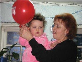 а, я бабушку люблю!