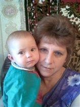 Моя бабуличка!