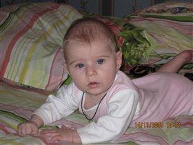 Дочурка Алина