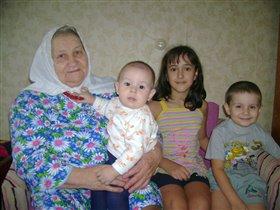 наша прабабушка