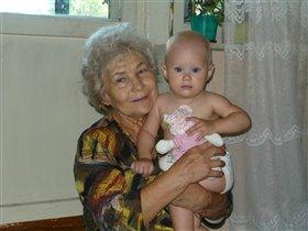 Клевая прабабушка