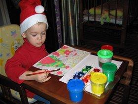 Вырасту - стану Дедом Морозом!!!