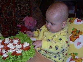 кушание для принцессы Настеньки