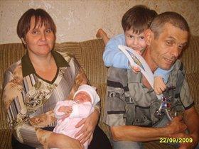 Любимые дедушка и бабушка
