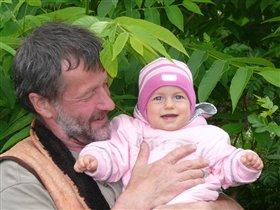 мой самый лучший дед на свете!