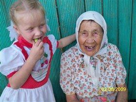 мне бы скинуть 80 лет, мы бы были ровесницами!)