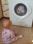 Я свои штанишки всегда сама стираю!