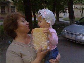 Хорошо у бабушки в гостях