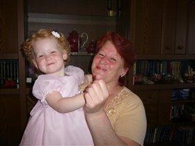 Я на бабушку похожа :)