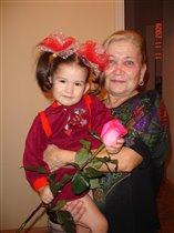 Моя бабулечка