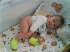 Мой сынишка -Платошка!!!