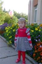 Зоя - маленькая моделька