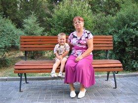 Я и бабушка моя - настоящие друзья!