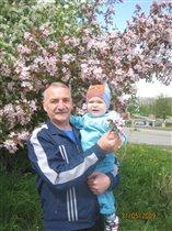 Макар и его любимый дедушка
