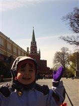 Главный памятник столицы - Кремль