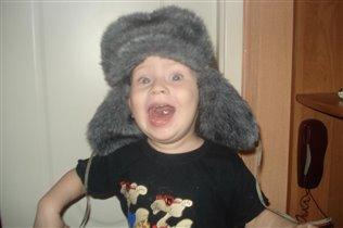 У меня новааааая шапка