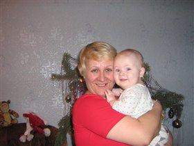 Бабу просто обожаю. С её ручек не слезаю))