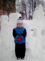 Ледяное достижение Егорки !