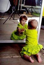 Все - дети как дети, одна я - топ-модель!