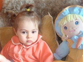 Две куколки.