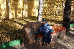 Беседа с носорогом о прекрасном.
