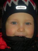 Мой милый мальчик с красивыми глазами