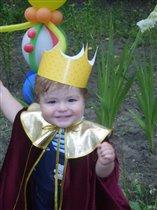 я король