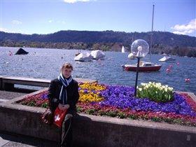Цюрих, апрель  2008