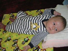 Давиду 3 месяца