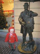 Прогулка по нашему городу Санкт-Петербургу.