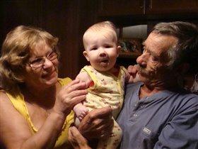 Мои бабуля и дедуля