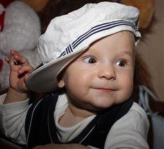Маленький модник )))