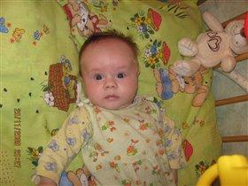 Мой сын Тимошка