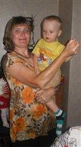 Танго вдвоём с любимой бабулей...
